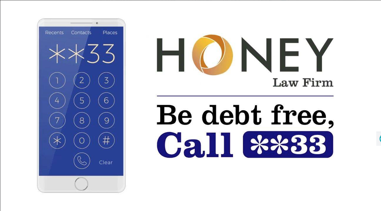 HONEY LAW FIRM, P.A. launches a new campaign featuring StarStar Numbers as the call to action.